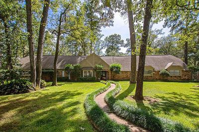 Houston Single Family Home For Sale: 1430 Sweet Gum Lane