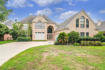 Conroe Single Family Home For Sale: 2518 Sand Shore Drive