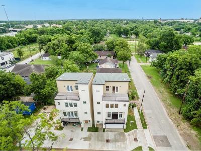 Houston Single Family Home For Sale: 4031 Buck Street