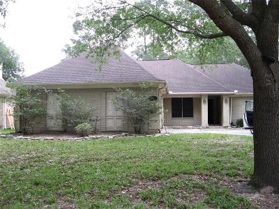 Cypress Single Family Home For Sale: 11910 Pondwood Drive