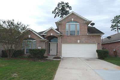 Houston Single Family Home For Sale: 406 Mystic Trail Loop