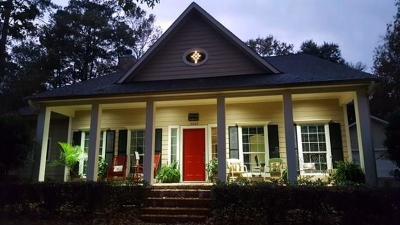 Crosby Single Family Home For Sale: 16603 E Kingscoate Drive