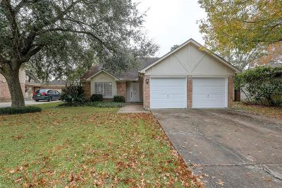 Houston Single Family Home For Sale: 16302 Hickory Knoll Drive