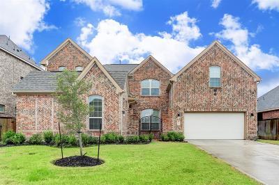Richmond Single Family Home For Sale: 21211 Hawkspur Circle