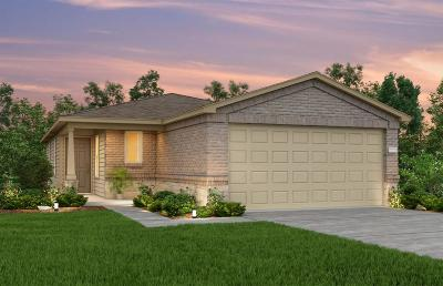 Houston Single Family Home For Sale: 14711 Aspen Peak Drive