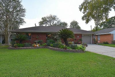 Houston Single Family Home For Sale: 4517 Benning