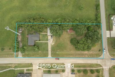 Tomball Farm & Ranch For Sale: 29515 Quinn Road