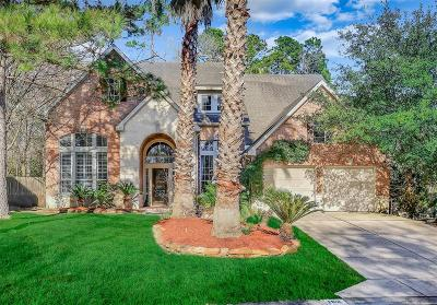 The Woodlands Single Family Home For Sale: 162 Goldenvine Court