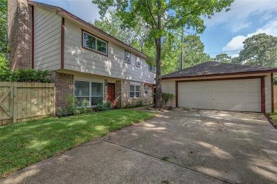 Single Family Home For Sale: 25418 Elm Creek Drive