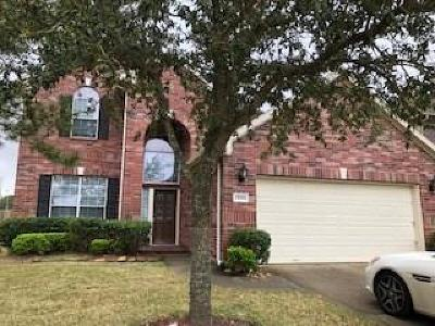 Katy Single Family Home For Sale: 25003 Lenora Drive