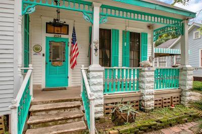 Houston TX Single Family Home For Sale: $399,900