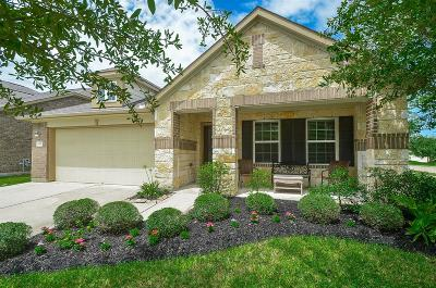 Brookshire Single Family Home For Sale: 9963 Manor Spring Lane