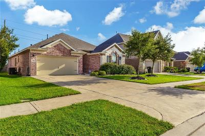 Rosenberg Single Family Home For Sale: 6127 Carnaby Drive