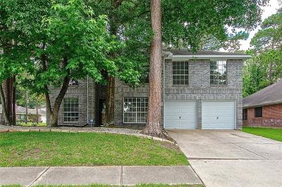 Humble TX Single Family Home For Sale: $219,900