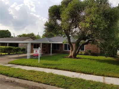 Houston Single Family Home For Sale: 4415 Tavenor Lane