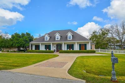 Richmond Single Family Home For Sale: 5206 Cypress Green Lane