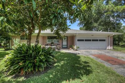 Pearland Single Family Home For Sale: 12550 Manor Drive