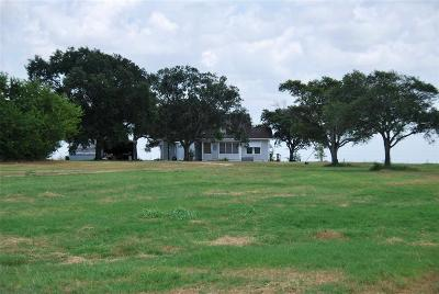 Shiner Single Family Home For Sale: 3505 State Highway 95 N