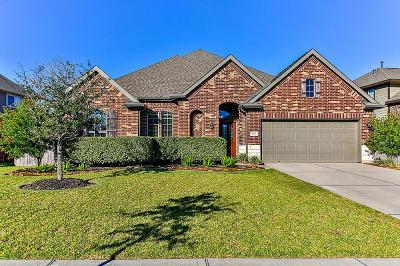 League City, League Single Family Home For Sale: 4722 Serrano Drive