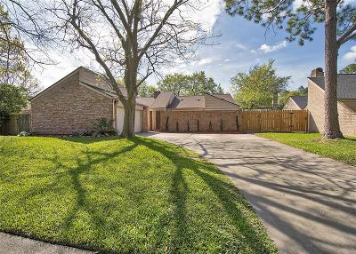 Single Family Home For Sale: 16306 Locke Haven Drive