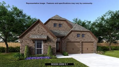 Pearland Single Family Home For Sale: 3714 Ashford Bridge Lane