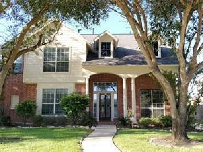 Sugar Land Single Family Home For Sale: 3514 Broadknoll Lane