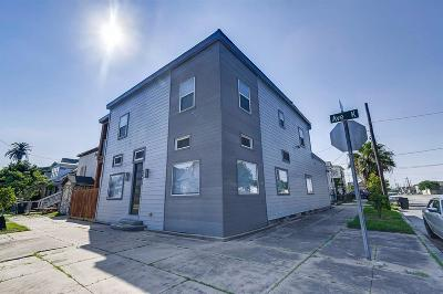 Single Family Home For Sale: 3602 Avenue K