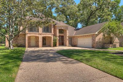 Montgomery County Single Family Home For Sale: 3118 Lake Island Drive