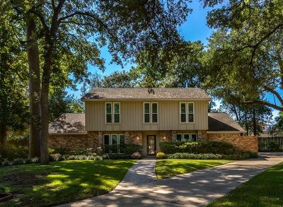 Houston TX Single Family Home Option Pending: $235,000