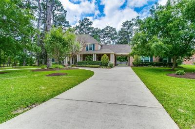 Tomball Single Family Home For Sale: 29727 Orchard Grove Drive