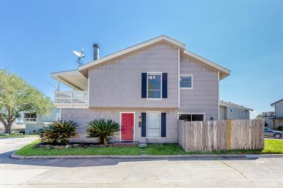 Conroe Condo/Townhouse For Sale: 142 April Point Drive N