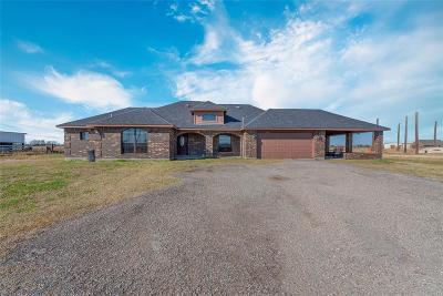 Crosby Single Family Home For Sale: 3416 Camino Del Rancho Road