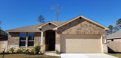 Conroe Single Family Home For Sale: 14139 Routt Forest Trail