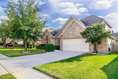 Pearland Single Family Home For Sale: 13508 Misty Shadow Lane