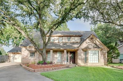 Galveston County, Harris County Single Family Home For Sale: 14003 Baltrusol Drive