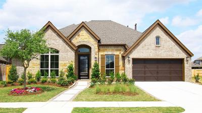 Katy Single Family Home For Sale: 23614 Greenwood Springs Place