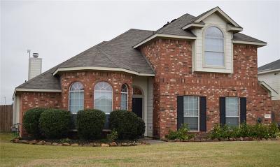 Baytown Single Family Home For Sale: 8014 Elmwood Court