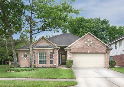 Humble Single Family Home For Sale: 18327 Otter Creek Trail
