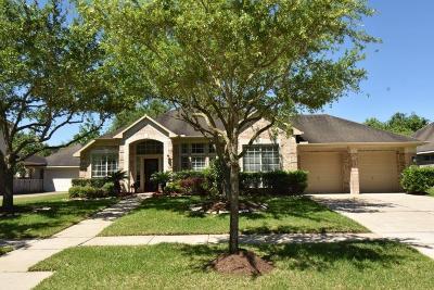 Missouri City Single Family Home For Sale: 3314 Battle Creek Drive