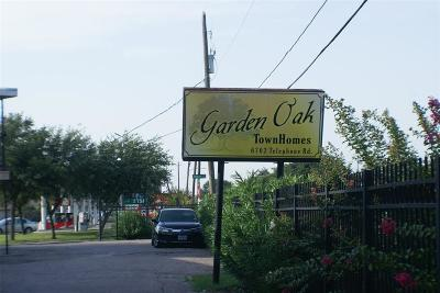 Houston Multi Family Home For Sale: 6702 Telephone Road #18