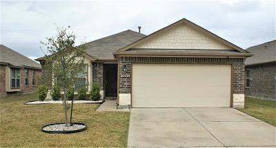 Cypress Single Family Home For Sale: 21330 Cypress River Oak Drive