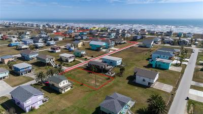 Galveston Residential Lots & Land For Sale: 4130 Navarro Drive