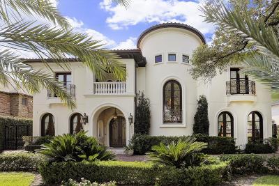 Tanglewood Single Family Home For Sale: 5237 Cedar Creek Drive
