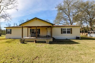 Conroe Single Family Home For Sale: 16708 W Rayburn Drive