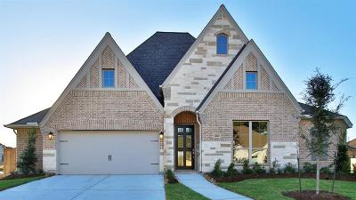 Tomball Single Family Home For Sale: 21427 Rose Loch Lane