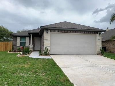 Bay City TX Single Family Home For Sale: $169,900