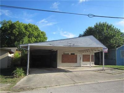 San Antonio Single Family Home For Sale: 639 Belmont