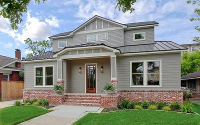 Single Family Home For Sale: 1637 Marshall Street