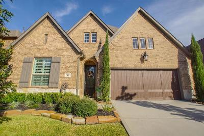 Tomball Single Family Home For Sale: 46 N Lochwood Way
