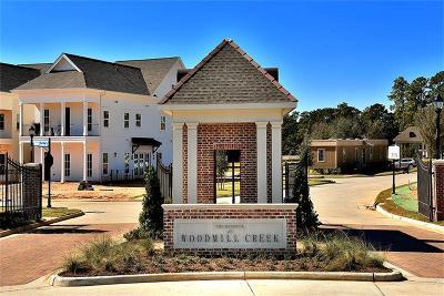 Single Family Home For Sale: 25118 Devlin Creek
